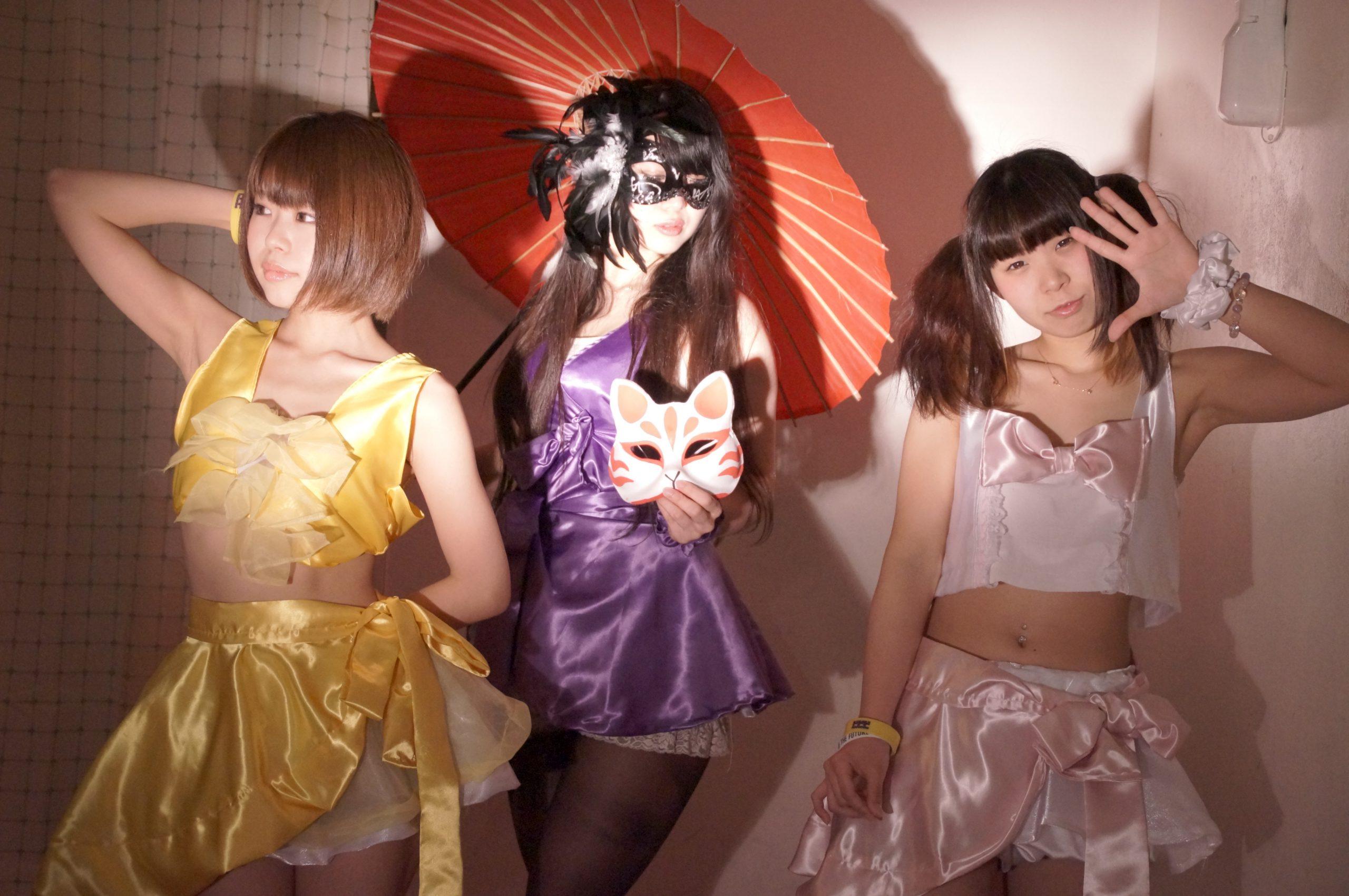 でんき組.inc 定期公演Vol.4 with 星乃ちろるFULL POWER TOUR 2014in四国