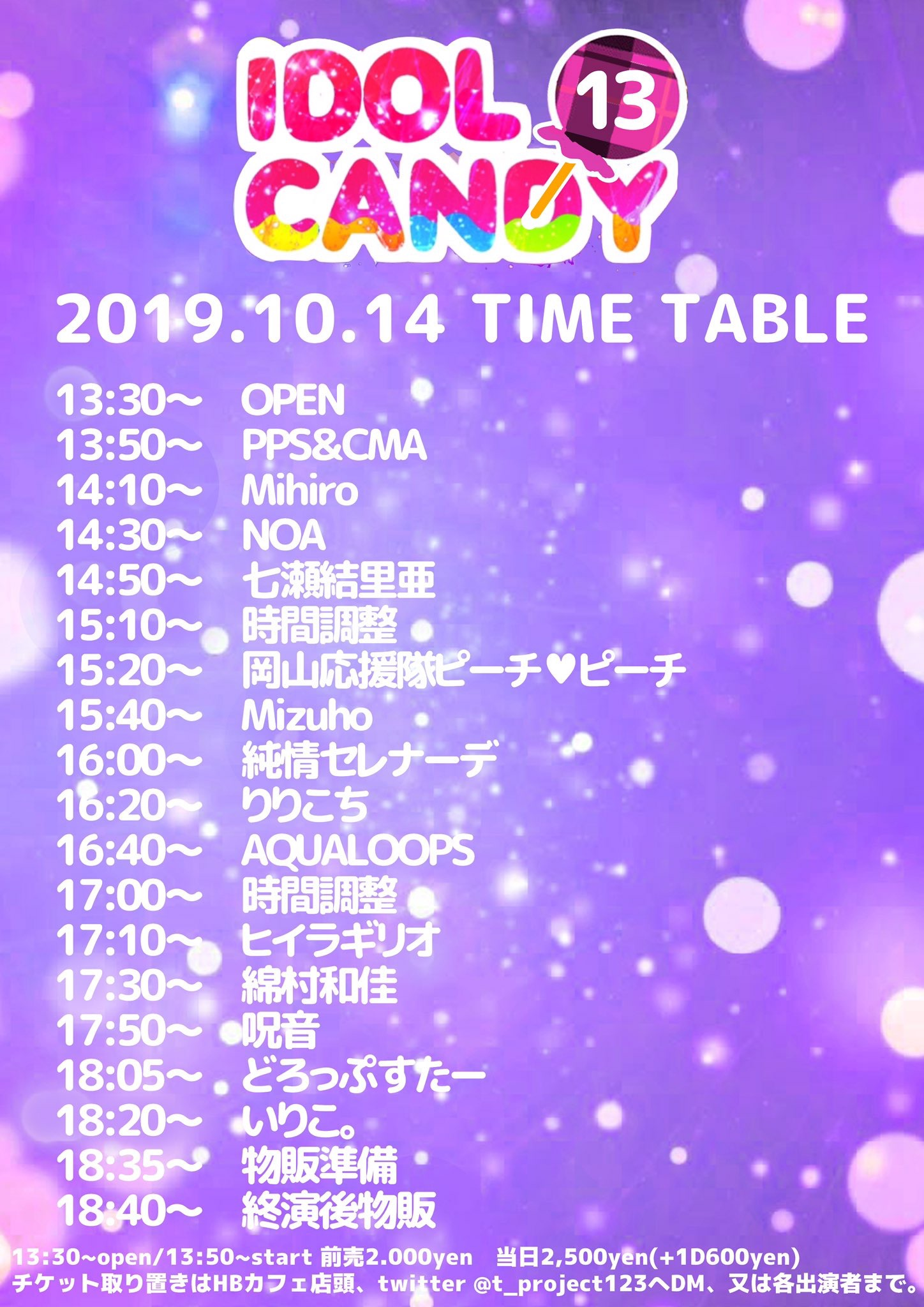 IDOL CANDY HBカフェ